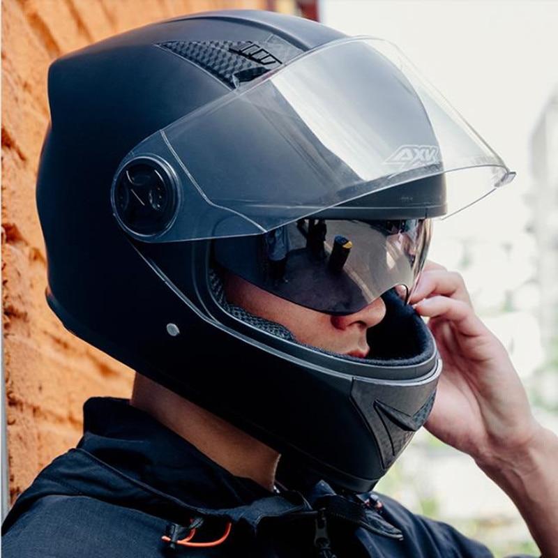 خوذة وسلامة للدراجات النارية سكوتر كاسكو موتو وحدات السعة محرك خوذات كامل الوجه كاسكو متكاملة للدراجات النارية Kask