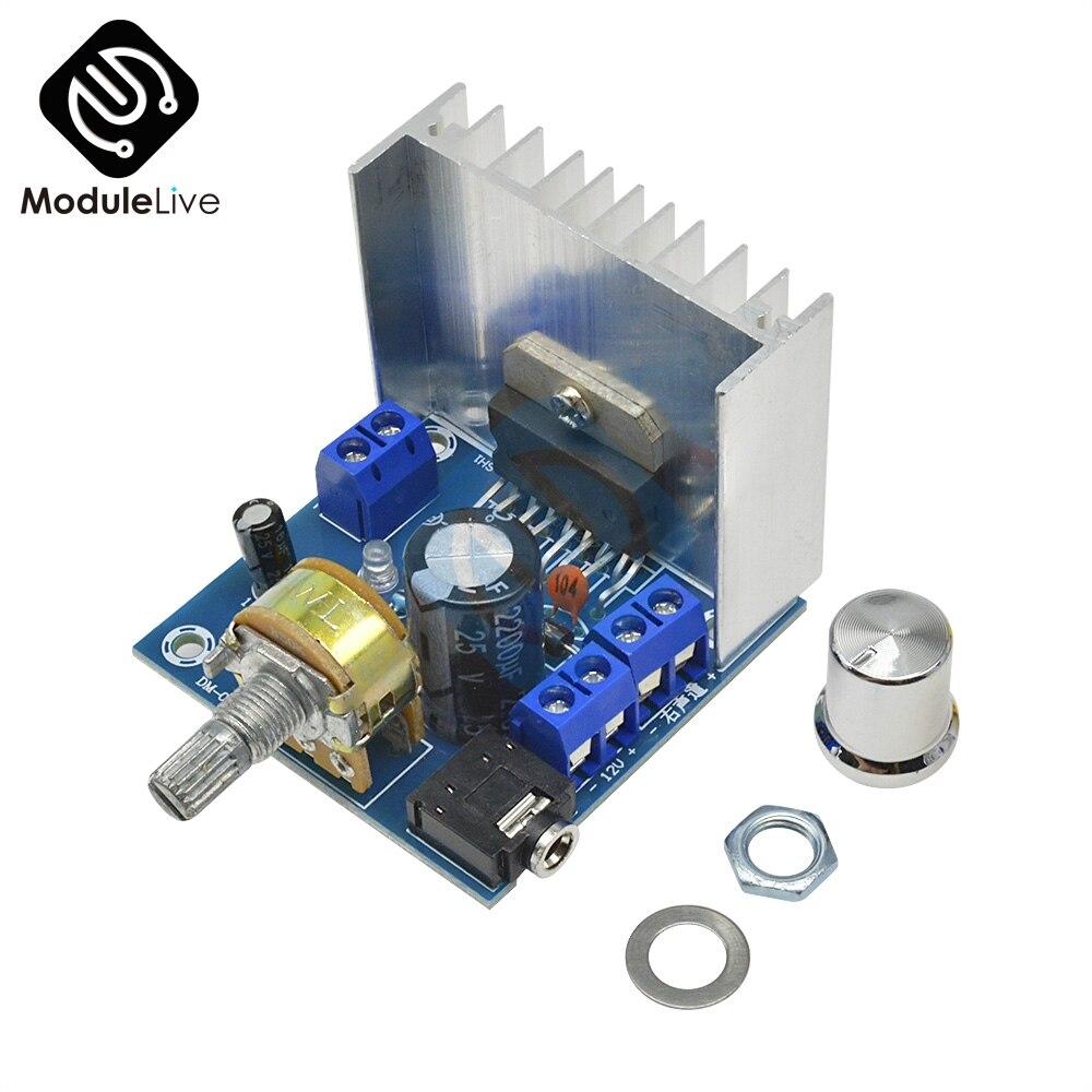 TDA7297 Versie B 2X15W Amplificatore Stereo Digitale Audio Versterker Amplificador Module Board Dual-Channel Ampli Electro 9-15V