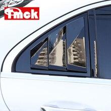 Für Mercedes Benz EINE Klasse W176 W177 Fließheck CLA C Klasse W117 C117 W205 Auto Hinten Tür Jalousie Fenster Trim aufkleber Zubehör