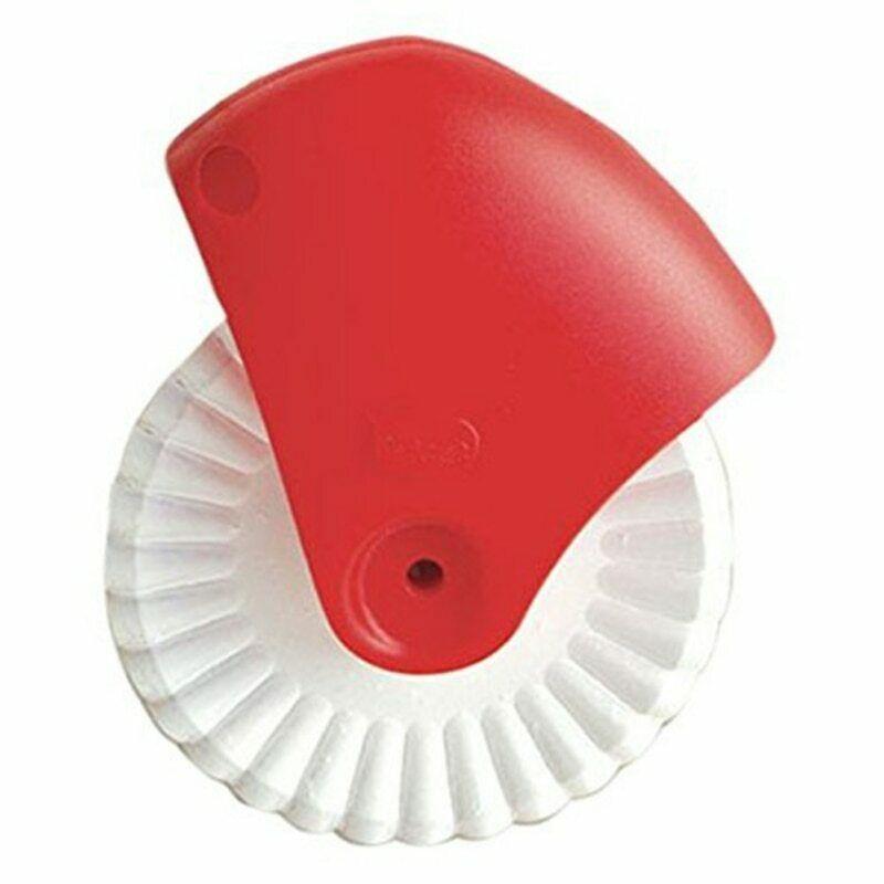 Cortador de pastelería, decorador de rueda rodante para garantizar un corte suave Diy, cúter de fideos Manual a prueba de herrumbre para cocina, Pizza, Pie Re