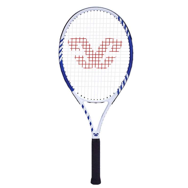 Beginners Teenager Tennis Racket Adults Carbon Fiber Outdoor Tennis Rackets Universal Rakiety Do Tenisa Racquet Sports BD50TB