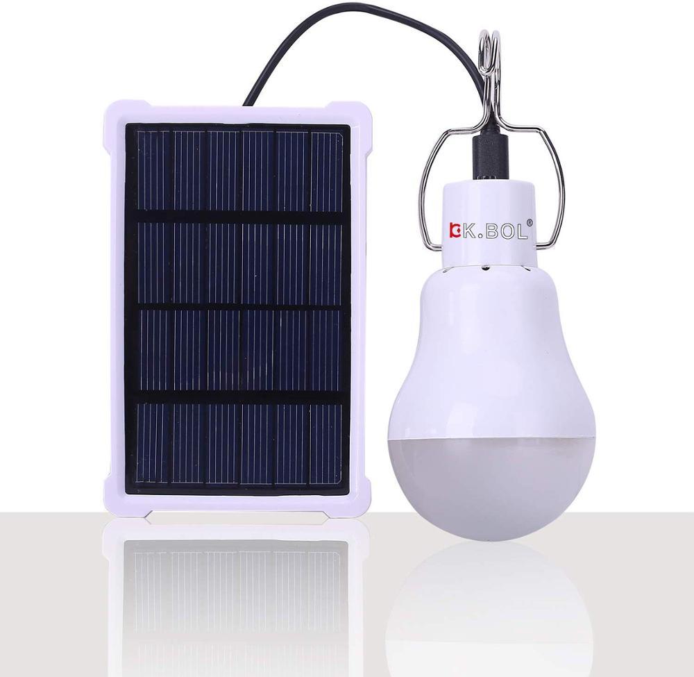 Sensor portátil luz solar 15 w lâmpada de energia posta solar 5 v lâmpada led para acampamento ao ar livre luz tenda lâmpada solar