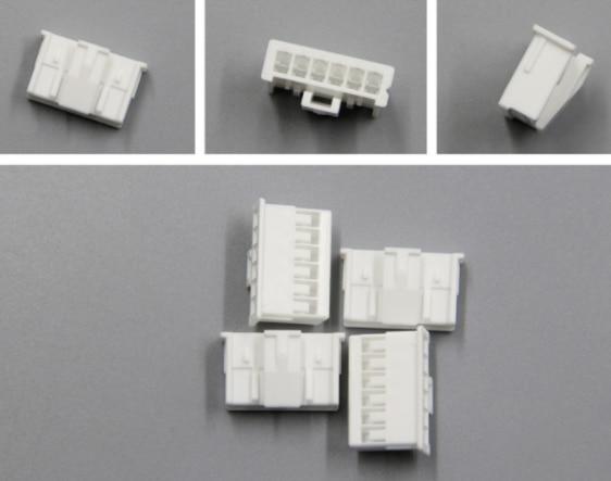 XARP-06V-WGT4 موصلات محطات الإسكان 100% أجزاء جديدة ومبتكرة