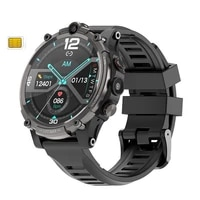 4g smart watch mens wifi internet navigation and positioning watches dual camera shooting video adult mobile sim card
