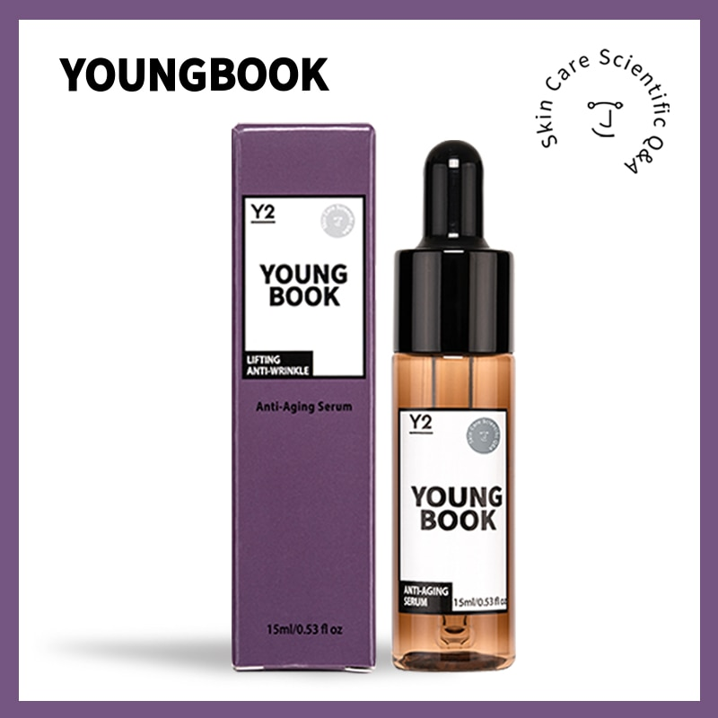 YOUNGBOOK Anti Aging Serum Hydrolyzed Collagen Lifting Firming  Facial Anti-Wrinkle Improve Loose Skin Essence недорого