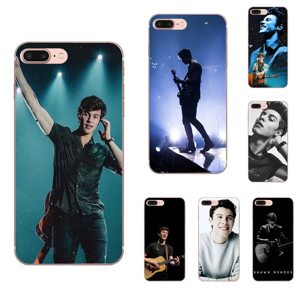 Hit Pop Singer Shawn Mendes Magcon First-rate Mobile Cases For Samsung Galaxy S8 S9 S10 S20 Plus A30 A30S A40 A40S A50 A50S