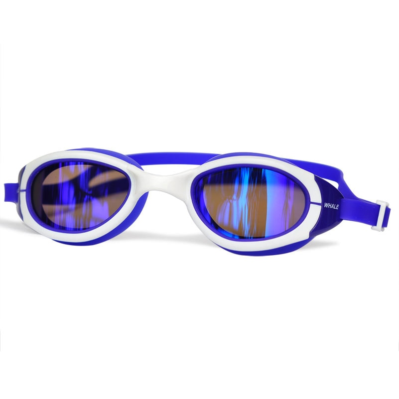 Swimming glasses Professional PC Anti-Fog UV Protection Waterproof silicone adult Goggles for men women Eyewear