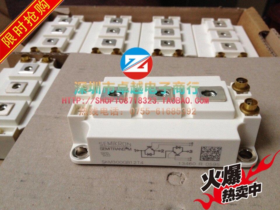 SKM300GB12T4 SKM300GB128D SKM300GB125D de doble tubo IGBT--ZYQJ