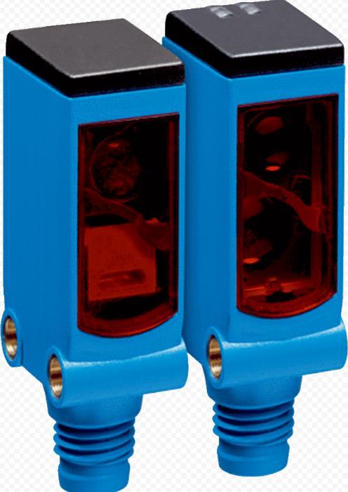 WTB4SC-3P2262A71 SICK Miniature Photoelectric Sensor for Chocolate Packaging Machine DC10 V-30V 4mm-180mm PNP enlarge