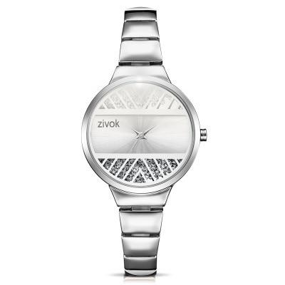 Fashion Casual Women Dress Watch Luxury Brand Woman  Bracelet Stainless Steel Analog Quartz Round Wrist  Watches enlarge