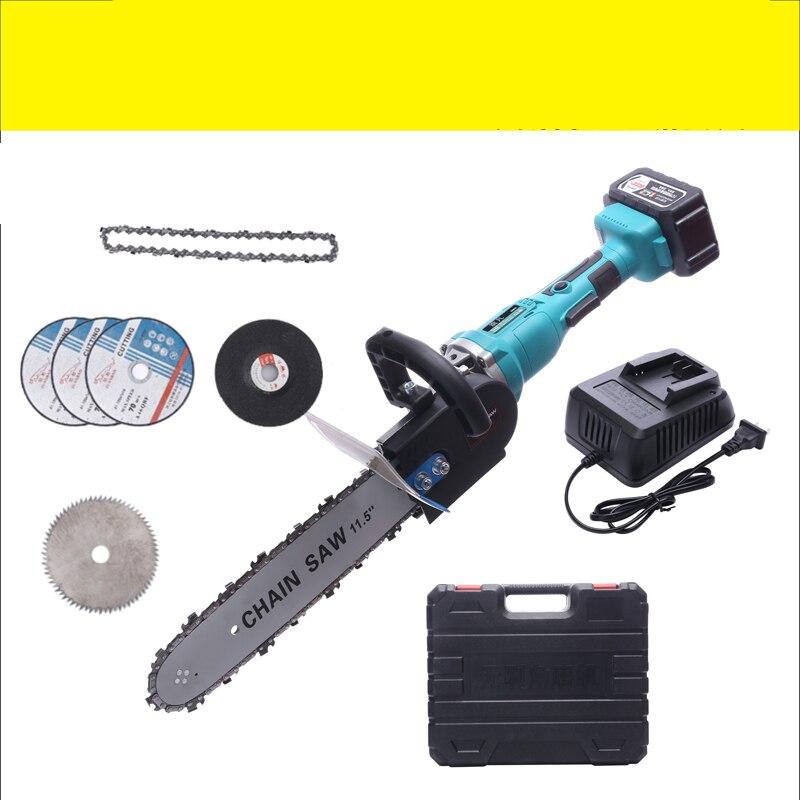 WOSAI-منشار كهربائي لاسلكي ، أدوات كهربائية ، محرك بدون فرش ، ليثيوم أيون 40 فولت ، منشار حديقة