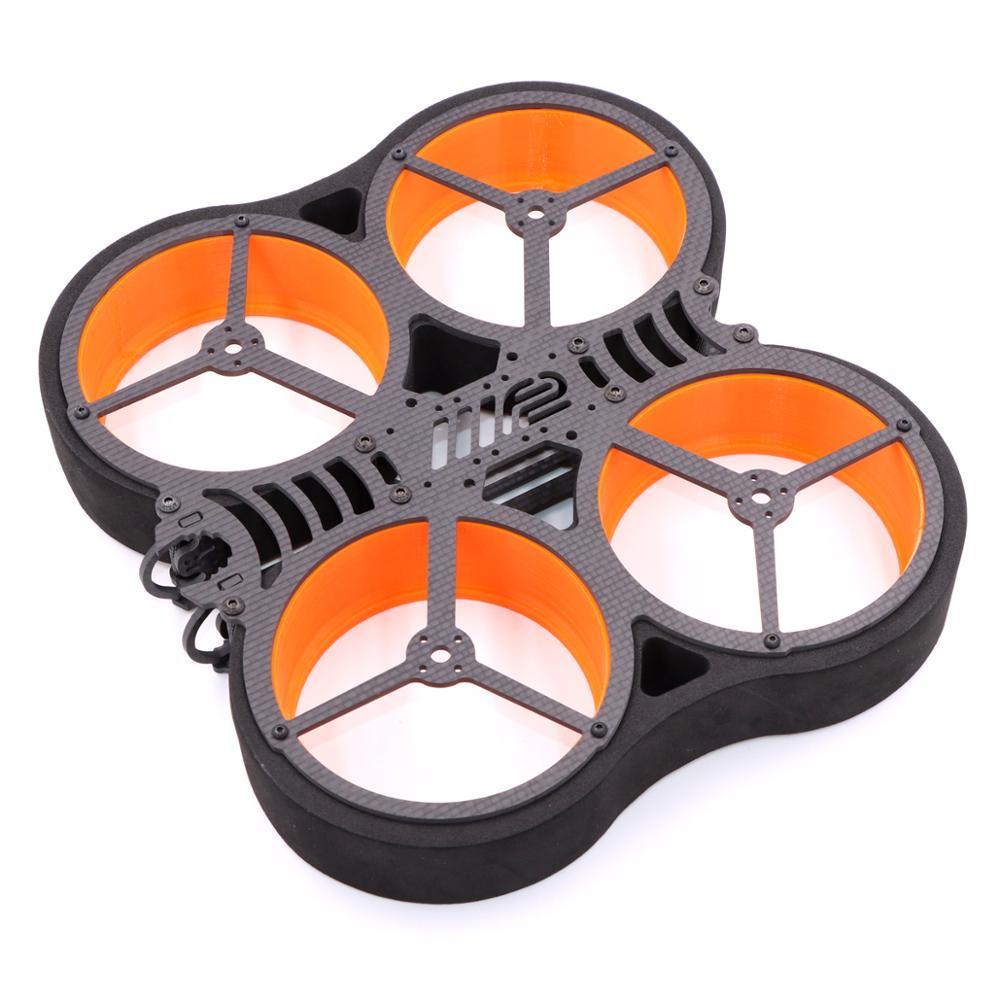 AlfaRC F2 Cineboy frame kit CineWhoop RC Drone FPV Racing Quadcopter UAV Multi-Rotor