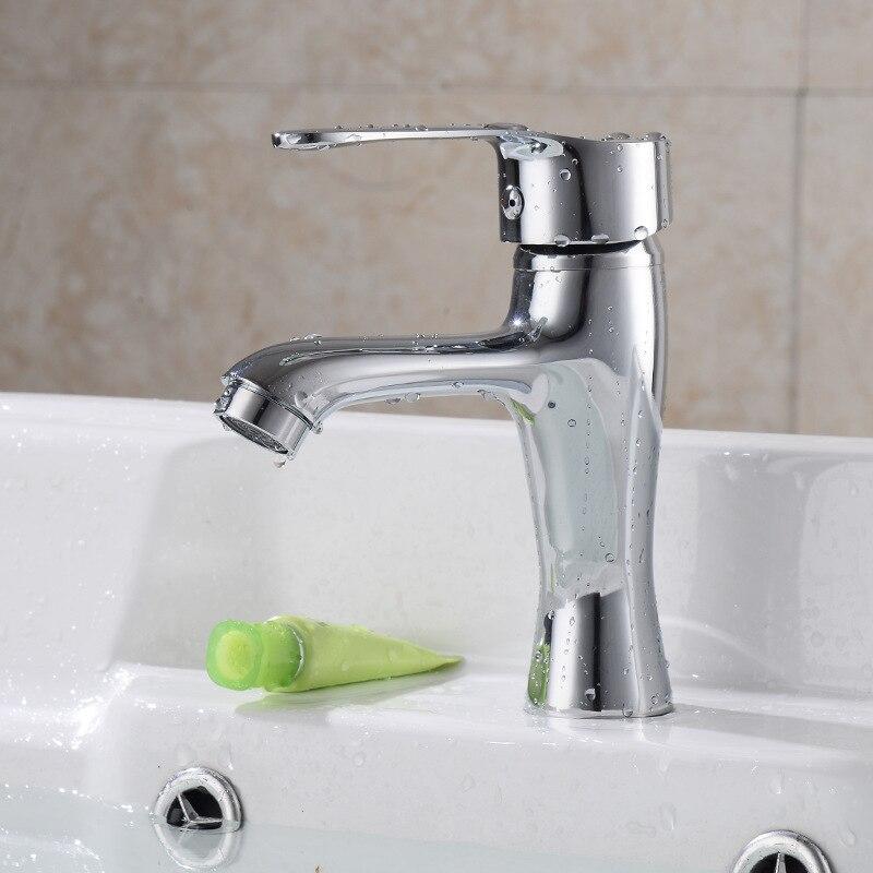 حوض صنبور الكروم الانتهاء من النحاس المرحاض بالوعة المياه الباردة والساخنة الحمام صنبور صنابير المياه حوض الحنفيات صنبور حوض خلاط