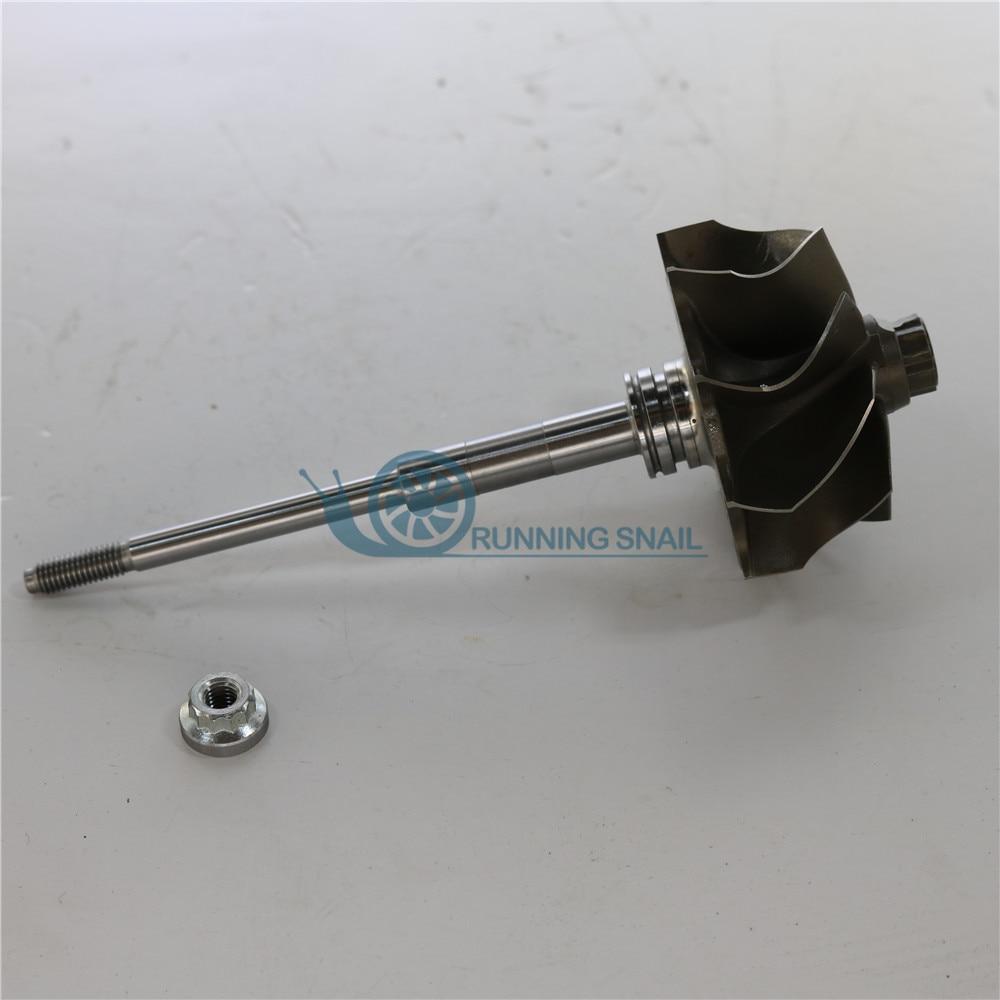 Турбокомпрессор ротора GT2256V 715910 715910-5002S A6120960599 для Mercedes Benz E-Class 270 CDI W210 W163 OM612