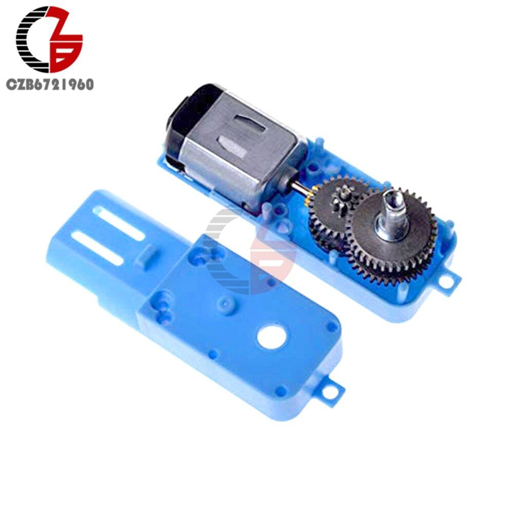 1: 90 110 об/мин 3 V-36 V металл DC Шестерни мотор измельчитель одиночного вала оси с бесщеточным двигателем постоянного тока для Arduino вентилятор Робот салона автомобиля игрушки «сделай сам»