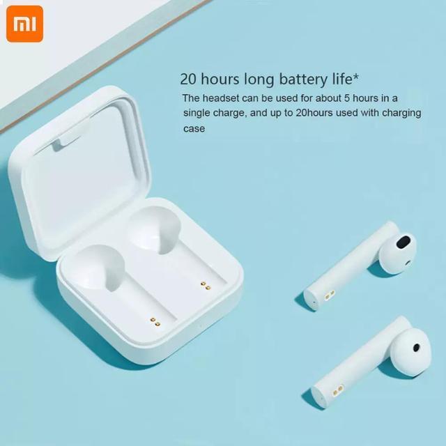Xiaomi Air 2 SE 5.0 TWS Wireless Bluetooth Earphone Mi TWS Earbuds True AirDots pro 20 Hours Battery Touch Control 6