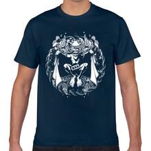 Tops T Shirt Men tool band v2 flasher undertow aenima vintage rock Basic Black Print Male Tshirt