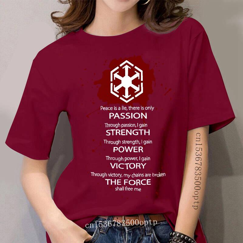 Camiseta de Harry Potter, camisa de la guerra de las galaxias, con...