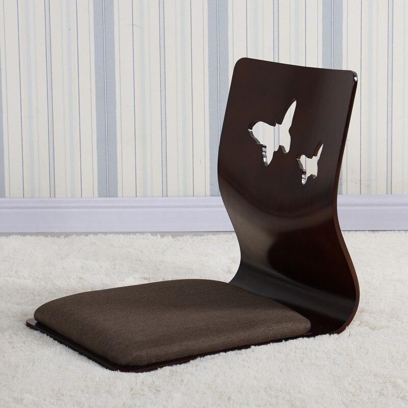 Стул для татами кровать стул общежития Спальня удобное кресло безногий стул японских и корейских кресло окна стула и кресла из лайкры