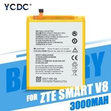 Ersatz Batterie Li3930T44P6h816437 Für Vodafone Smart V8 VFD-710 3000mAh Wiederaufladbare Telefon Bateria Batterien