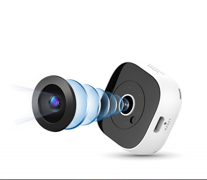Wireless Wifi Surveillance Camera Mobile Phone 4G Video 1080P Small Sports Camera Portable Monitor enlarge