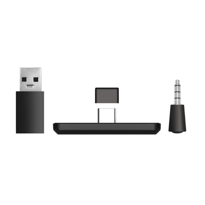 for PS4/PC Switch Bluetooth Adapter Converter Wireless Headset Transmitter 5.0 Audio Receiver Adapter wireless receiver for ps5 ps4 adapter support bluetooth usb transmitter for switch pc audio adapter