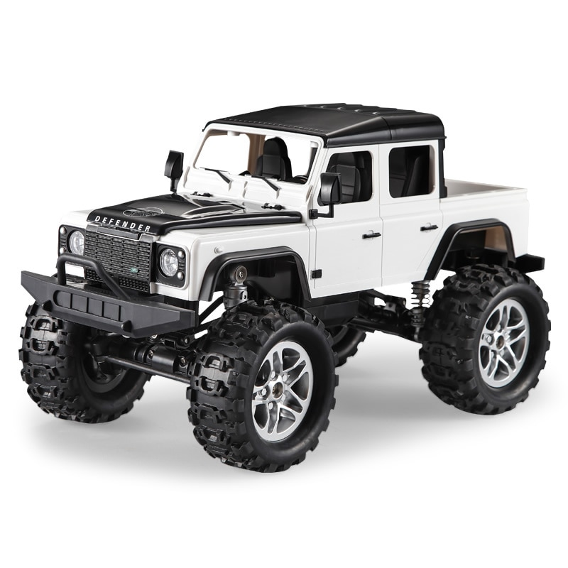 1:14 4WD 2.4GHz Electric Radio Remote Control Racing Climbing E327 Defender Model RC Car 4x4 Drive Off Road Trucks Vehicle Toys enlarge