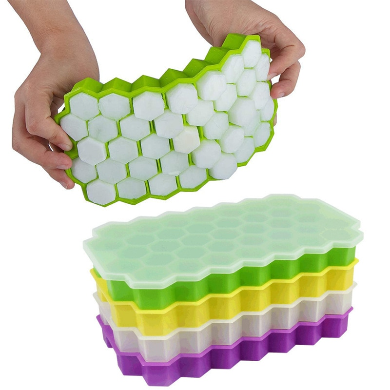 Силиконовые формы для изготовления кубиков льда «сделай сам», легко снимаемые, формы для изготовления кубиков Магнума, силиконовая форма л...