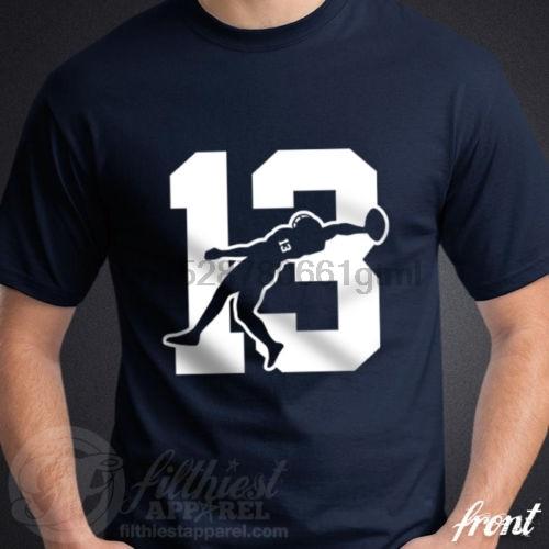 Camiseta The Catch Odell Beckham Jr 13 G para aficionados al fútbol, camiseta Cool Casual Pride, camiseta Unisex de moda para hombres