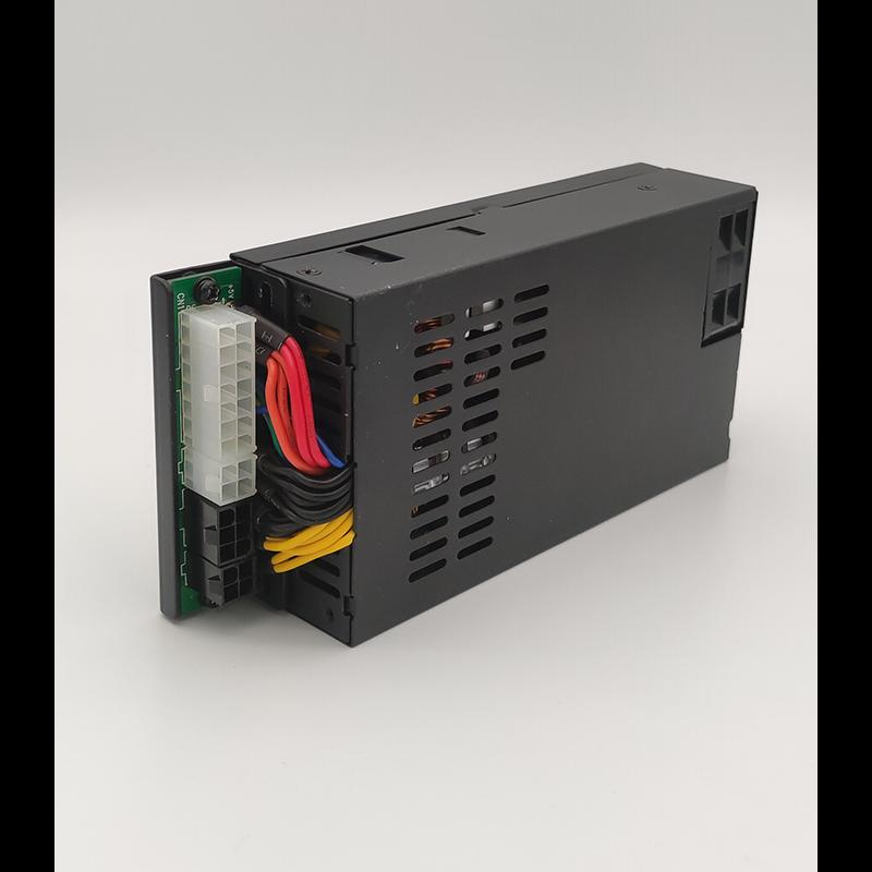 Flex 600W Modular Power Supply Small 1U Computer PSU Flex-ATX 500W for ITX mini PC Active PFC For POS AIO desktop 110V 220V enlarge
