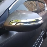 welkinry for kia sportage sl 2010 2011 2012 2013 2014 2015 2016 2017 2018 2019 car outside wing fender rearview door mirror trim