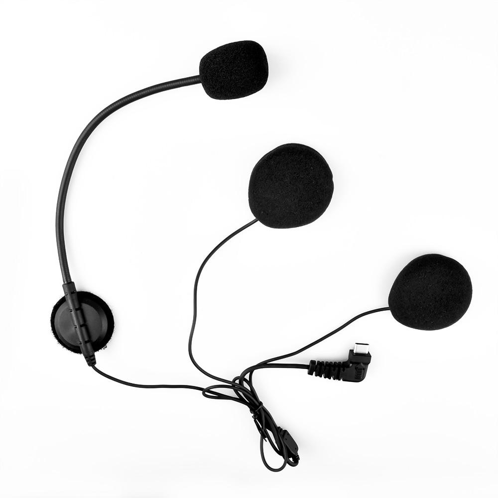Fodsports BT-S2 s3 capacete interfone fone de ouvido fone de ouvido tipo-c interface da motocicleta sem fio bluetooth interfone duro/microfone macio