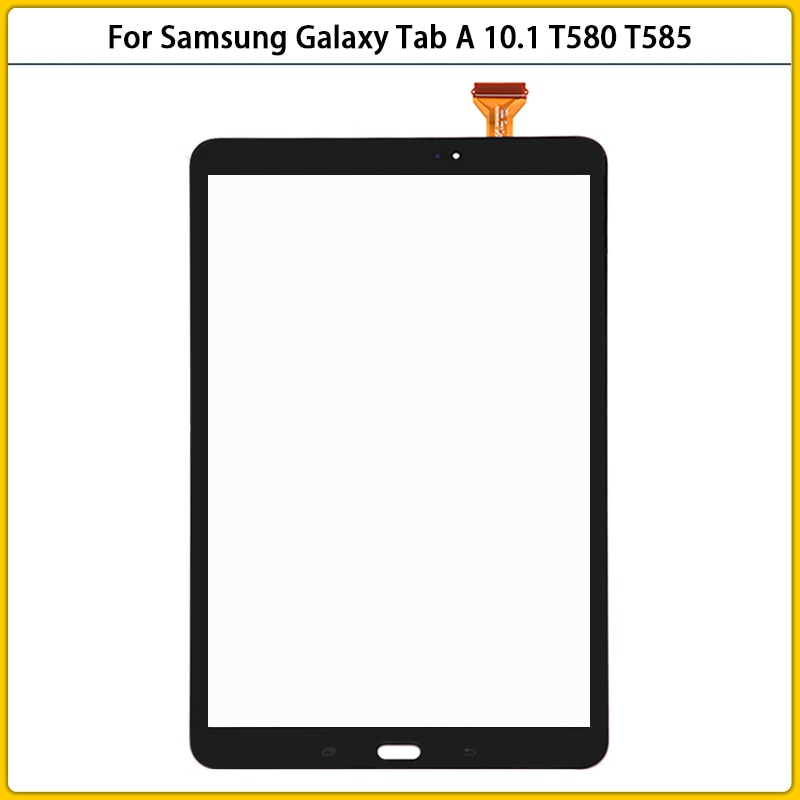 for samsung galaxy core 2 g355 lcd touch screen sm g355h g355h duos digitizer sensor glass display touch panel white black mqnlq New T585 Touchscreen For Samsung Galaxy Tab A 10.1 SM-T580 SM-T585 T580 Touch Screen Panel Digitizer Sensor LCD Front Glass