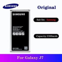 Battery EB-BJ710CBE For samsung galaxy J7 2016 Edition J710 J710F J7108 J7109 Original Replacement Phone Bateria AKKU 3300mAh