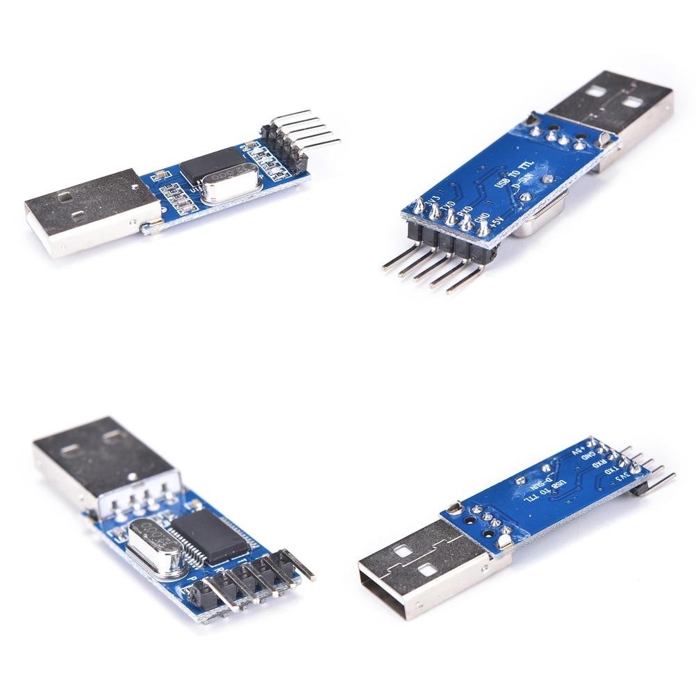 Convertidor USB a RS232 TTL PL2303HX, Módulo adaptador para Arduino
