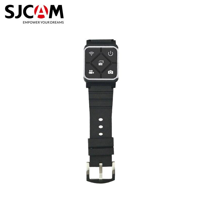 Original SJCAM SJ9 Strike Remote Control Watch Wrist Band For M20 SJ6 LEGEND SJ7 Star SJ8 Pro SJ9 Max Series Action Camera