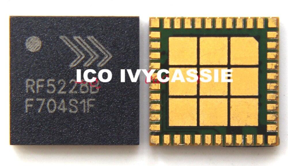 Rf5428 rf5426 rf5228b rf5228a para redmi 5 plus amplificador de potência ic hongmi 5 p pa chip