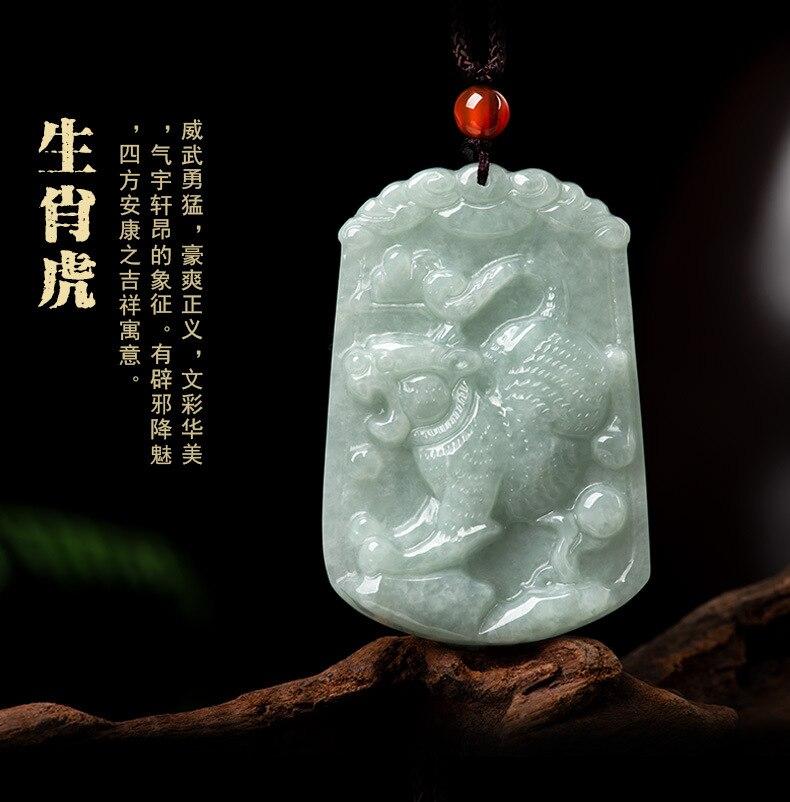 Подвеска-из-натурального-бирмансветильник-нефрита-с-изображением-двенадцати-знаков-зодиака-подвеска-из-драгоценного-камня-нефритовая-по