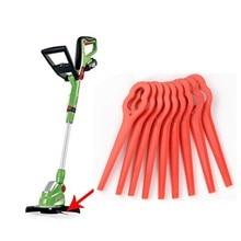 100pcs/pack Florabest LIDL FRTA 20 A1,18B2,18B3 Replacement Plastic Cutter Blades for Florabest Gras