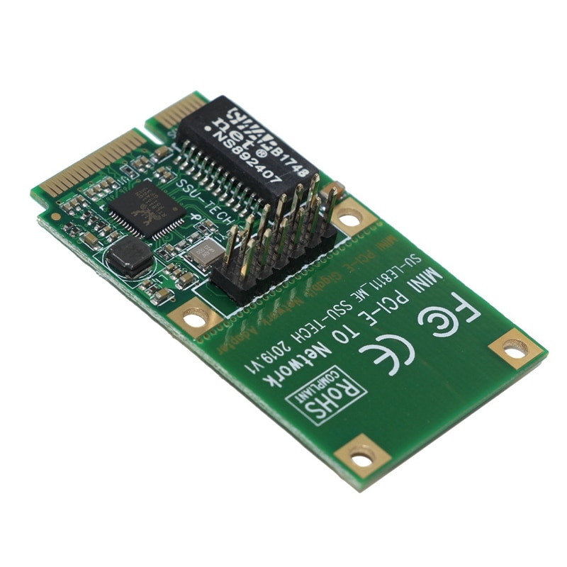 PCI-E karta LAN PCI-E 4 do Gigabit Ethernet karta sieciowa RTL8111 dla XP/WIN7/8/10