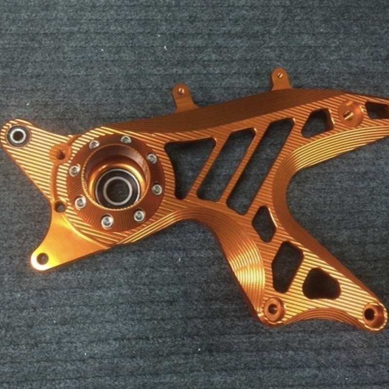 Bracket For BWS125 5ML Steering Suspension Racing Tuning Upgrade Bws 125 Parts
