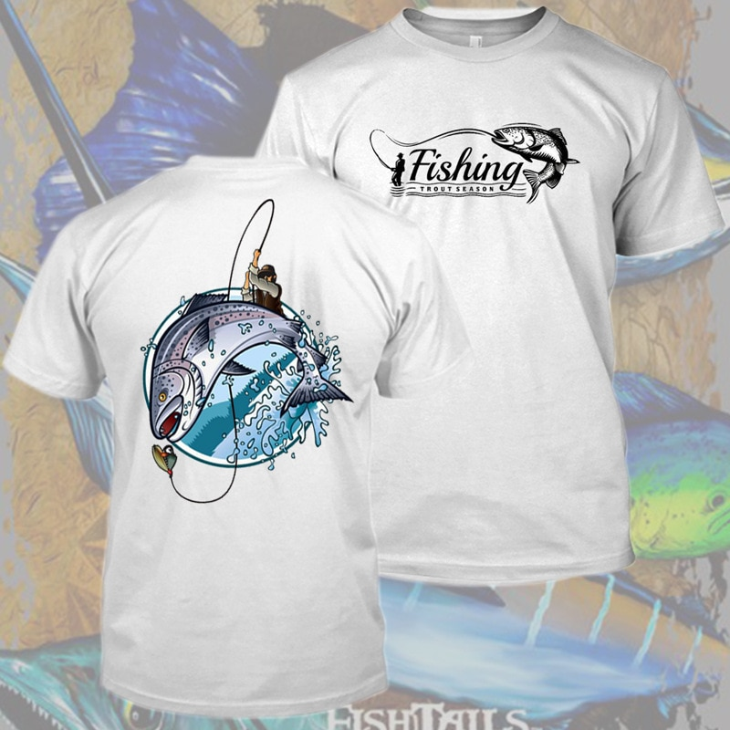 White Black banana fish T-shirt Women's Tshirt Men's Summer Leisure 3D Fishing t-shirts Hip Hop Lady t-shirt girls Female Tops