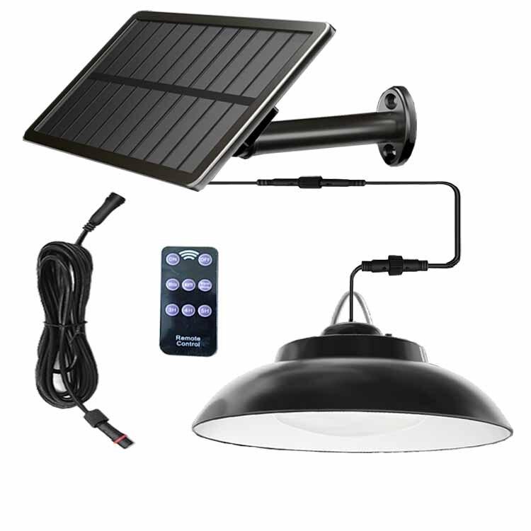 Solar Pendant light Outdoor Motion Sensor Recharge Solar Wall Light Waterproof Emergency Led Light Street Garden Porch Lamp