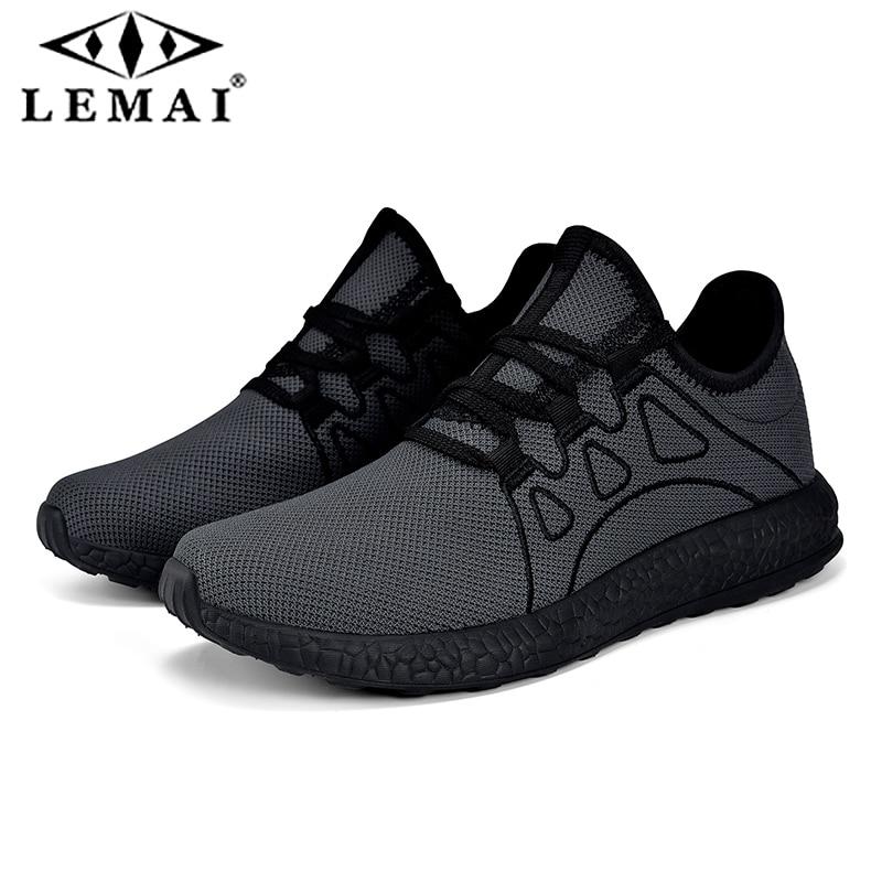 Nueva moda de los hombres de deportes zapatos de tendencia de moda de gran tamaño ligero zapatos
