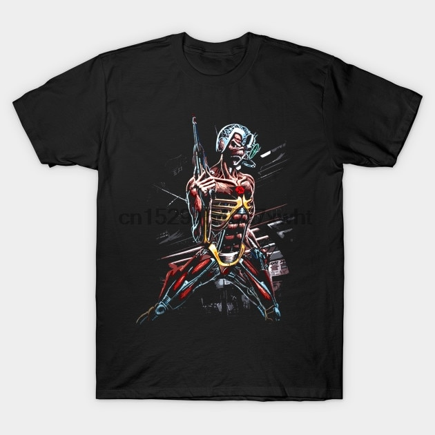Camiseta de hombre, camiseta de la doncella, camiseta de mujer