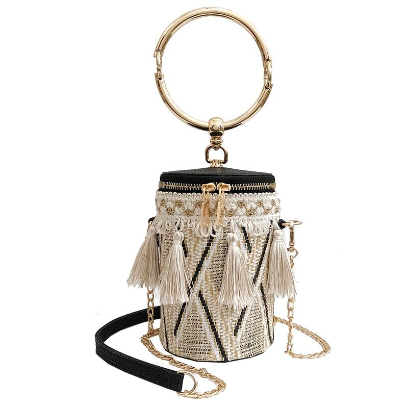 Bolso nuevo de moda de verano , bolso de mano, anillo de...