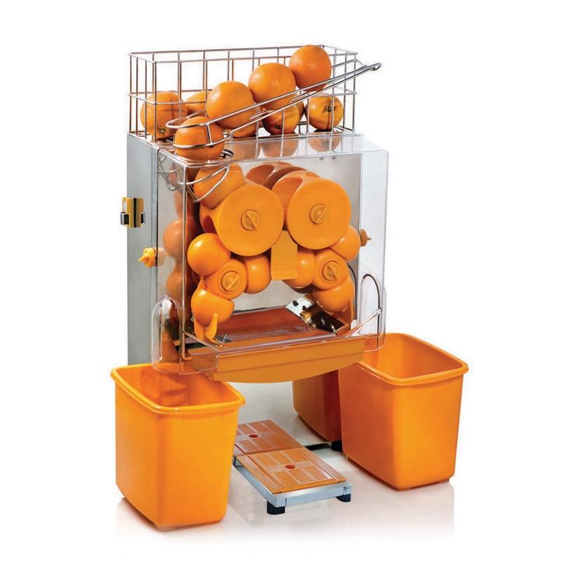 E-1 Oranges Extractor Orange Juicer Juice Machine Stainless Steel