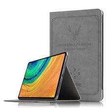Étui en cuir pour Huawei MatePad Pro 10.8 MRX-W09 AL09 W19 AL19 10.8