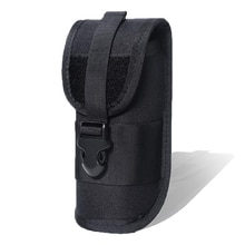 Tactical Molle Glasses Pouch Sunglasses EDC Waist Pack Utility Military Hunting Accessories Organize