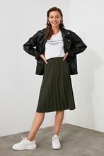 Jupe tricotée couleur Rose Pilise TWOSS19FV0195